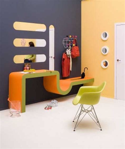 Home Interiors Furniture Modern Interior Design Ideas Celebrating Bright Orange Color Shades
