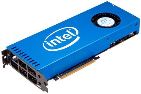 Graphic Card Intel Intel Pits 72 Xeon Phi Chip Against Gpus Pcworld