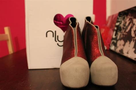 new in glossybox style and nelly event shoes