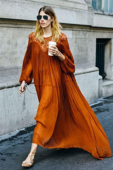 Fashion Orange voguish burnt orange dresses 2018 fashiongum