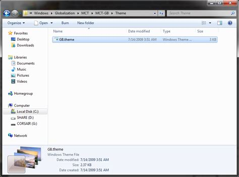 themes creator windows 7 windows 7 themes how to unlock them or create your own