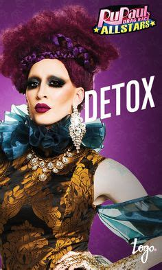 Detox Rupaul Allstars Hair by Rupaul Drag Rupaul And Alaska On