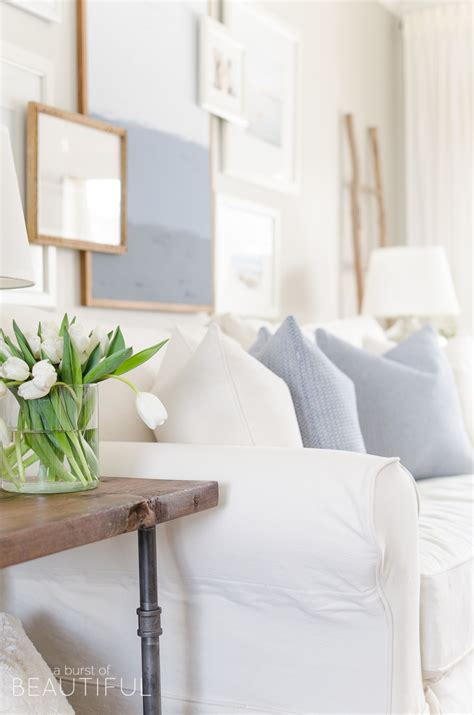 living room looks spring home tour our living room a burst of beautiful