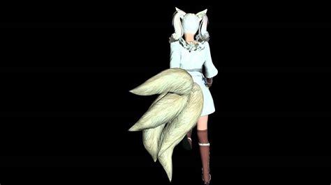 skyrim hdt wearable hdt tails wearable youtube