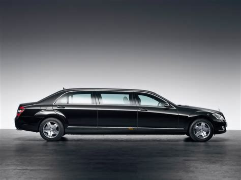 mercedes limousine mercedes 600 limousine motoburg