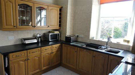 Brookwood Kitchens by Accommodation Brookwood Cottage