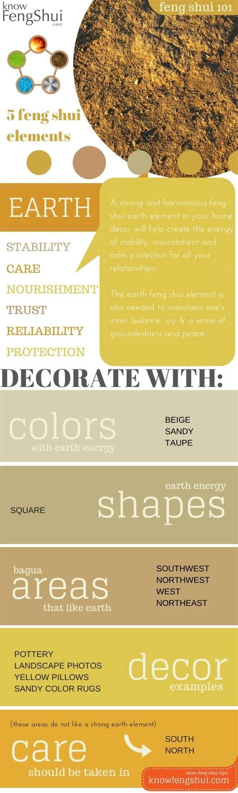 color feng shui which colors represent the earth deloufleur decor