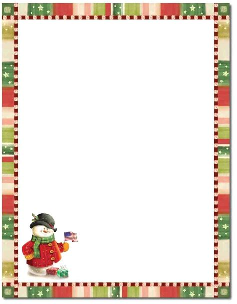 Template Word Border Template Letter Border Templates Free