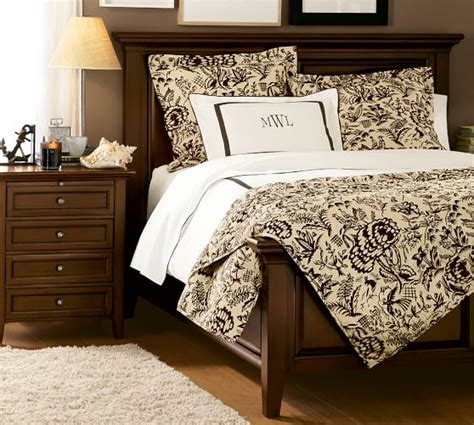 pottery barn hudson bed hudson storage bed chifforobe set pottery barn