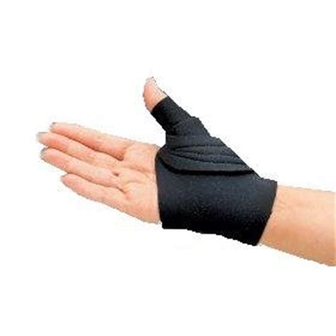 comfort cool thumb spica splint promedics comfort cool thumb cmc restriction splint
