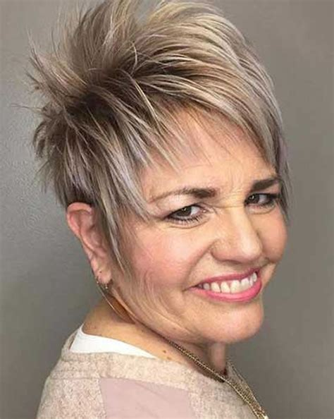 easy short haircuts for over 50 top 15 of pixie hairstyles for over 60
