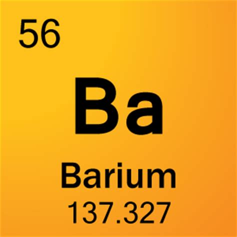 Ba On The Periodic Table by Ba Rium Do Udrp De Nied But No Rdnh Was Found