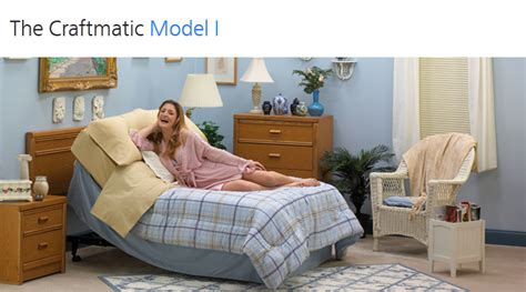 adjustable twin bed craftmatic adjustable beds