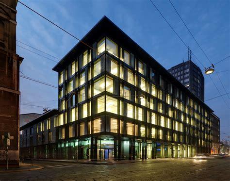 Office Building La Serenissima Office Milan Building E Architect