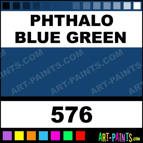 blue green paint phthalo blue green rembrandt oil paints 576 phthalo
