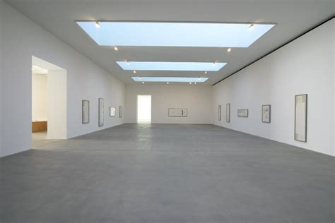 The Flooring Gallery by Blasted Concrete Floors Gagosian Gallery Steyson