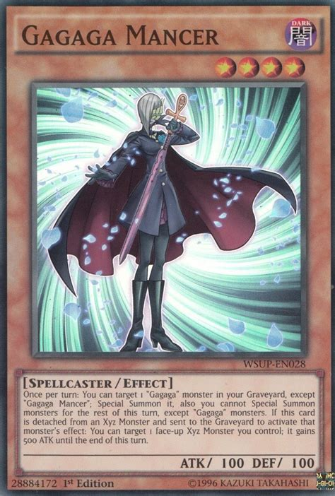 Yugioh Gagaga Samurai Original yu gi oh world superstars booster