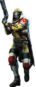 Destiny house of wolves full gear set up to level 34 in pvp and
