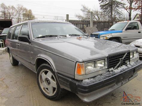 volvo  turbo diesel wagon  seat    parts runs great