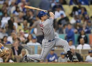 mets start la trip wright beat dodgers 3 2 ny daily