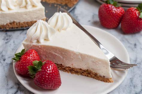 membuat no bake cheesecake no bake cheesecake recipe simplyrecipes com