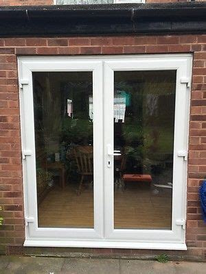 Made To Measure Patio Doors Upvc Patio Doors With Side Panels 2100mm X 2100mm With Glass 163 599 00 Picclick Uk