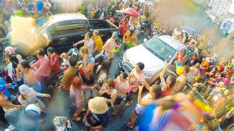 new year thailand thailand songkran festival thai new year 6 getting sted