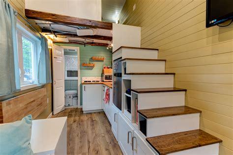 custom finished tumbleweed mobile tiny house idesignarch