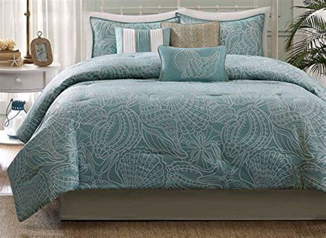 madison park bayside 7 piece comforter set 32 best beach house bedrooms images on pinterest coastal