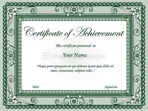 certificate design sle photoshop certificate border vector set 2 vector photoshop