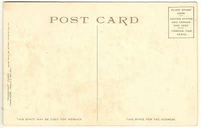 great paper post cards template nate s nonsense san timeteo redlands california