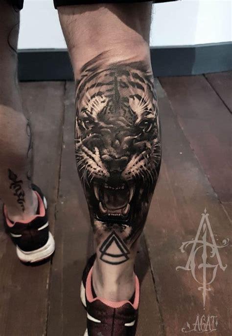 tattoo 3d bein 1001 ultra coole tiger tattoo ideen zur inspiration