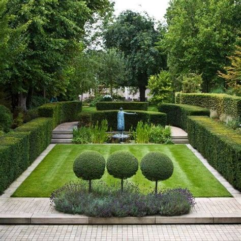 best 20 formal garden design ideas on formal - Formality Garden Design