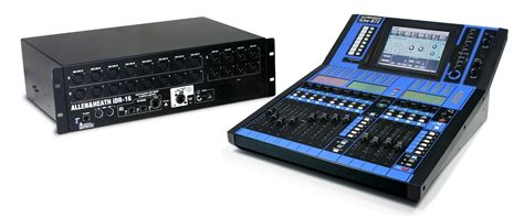 Mixer Allen Heath Ilive musikmesse a h idr 16 ilive r72 and more news