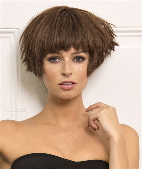 hairstyles bangs bob very short bob hairstyles bob haircuts with bangs page 5