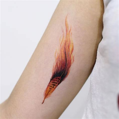 phoenix feather tattoo 25 best ideas about tattoos on