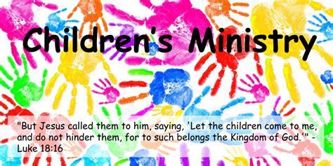 childrens church material
