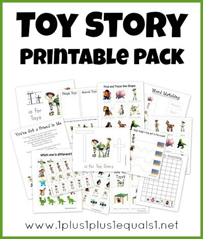 Story Themed Activities | preschool printables archives page 3 of 6 1 1 1 1