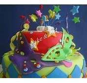 Cake &amp Art Bolo De Carnaval