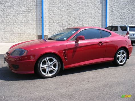 2005 Hyundai Tiburon by 2005 Hyundai Tiburon 200 Interior And Exterior Images