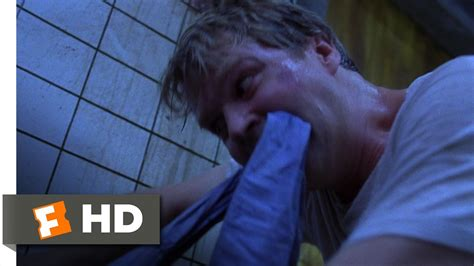 scream bathroom scene saw 9 11 movie clip lawrence saws off his foot 2004