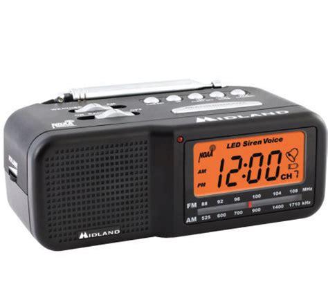 channel desktop alarm clock  amfm radio qvccom