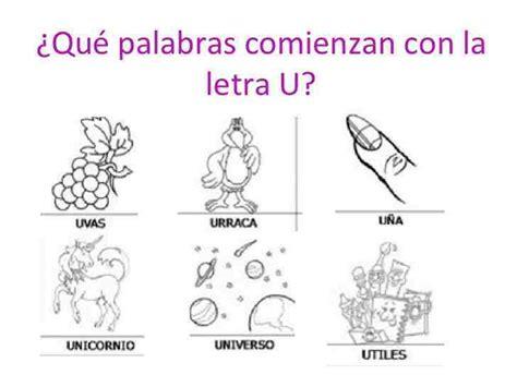 Imagenes Infantiles Que Empiecen Con La Letra U | dibujos para colorear que empiecen con la letra u
