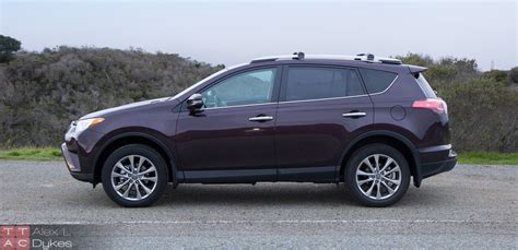 Toyota Rava4 2016 Toyota Rav4 Review The Soft Soft Roader