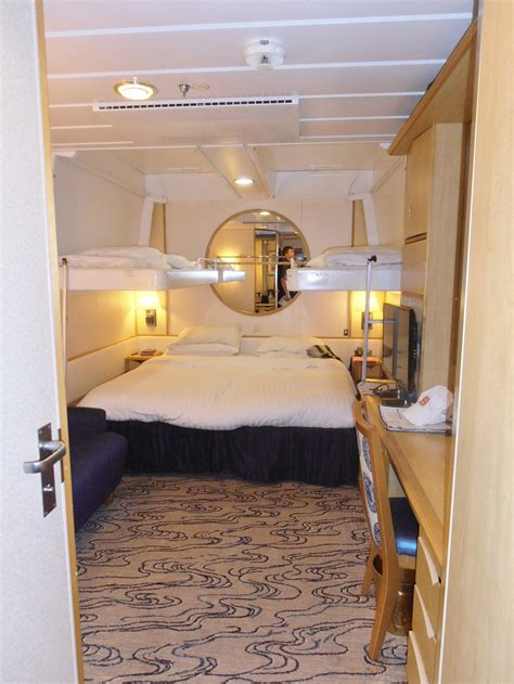 the of a cabin on royal caribbean navigator of the seas ship cruise critic