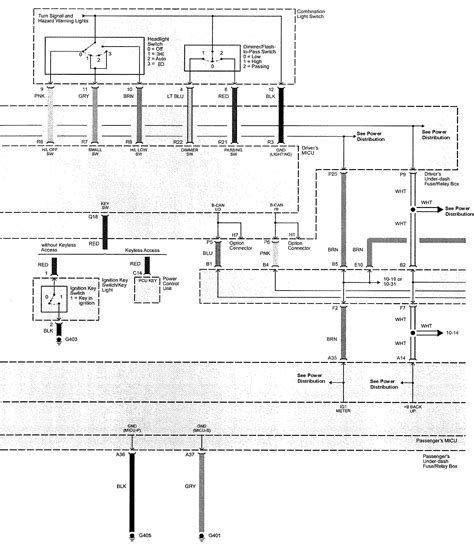 2000 sephia exterior lighting diagram exterior free