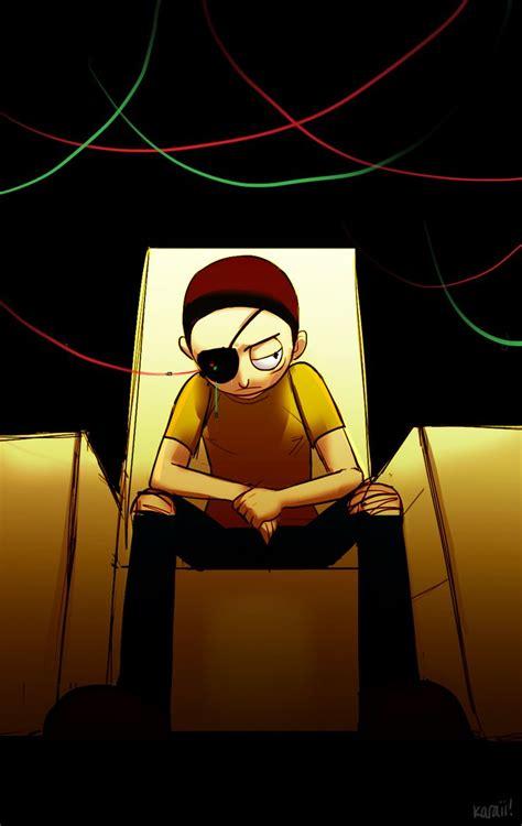 Is Evil Morty Detoxed Morty by 25 Melhores Ideias De Rick And Morty Wallpaper No