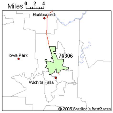 zip code map wichita falls tx best place to live in wichita falls zip 76306 texas