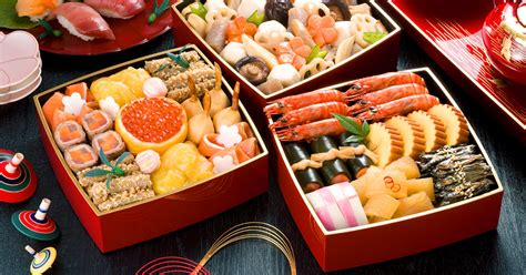 new year food importance new year and osechi ryori special features japanese