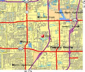 where is coconut creek florida on map 33066 zip code coconut creek florida profile homes